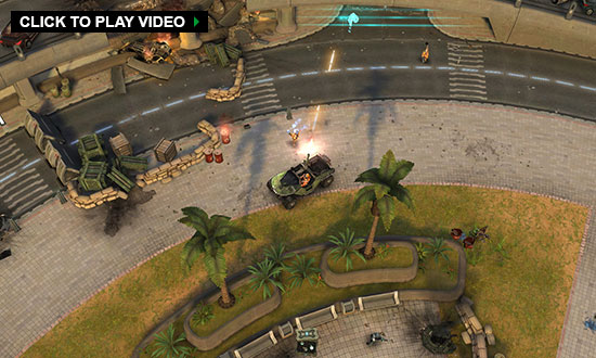 Halo: Spartan Strike announcement trailer