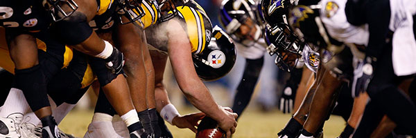 NFL Ravens vs Steelers